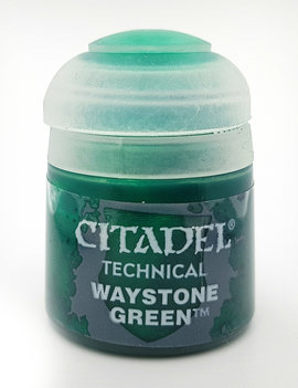 Citadel Paint Technical: Waystone Green