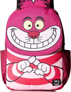 Funko Disney Alice in Wonderland Cheshire Cat Nylon Backpack