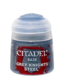 Games Workshop Citadel Paint: Grey Knights Steel
