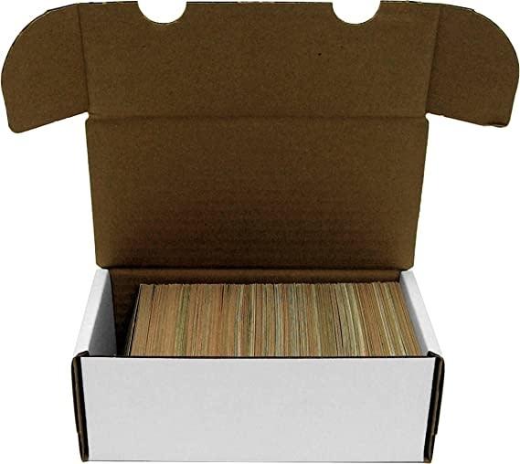 Cardboard Card Box: 400Ct
