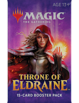 MTG Throne of Eldraine Booster Pack