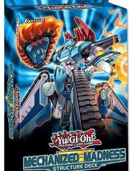 Yu-Gi-Oh! Mechanized Madness Structure Deck