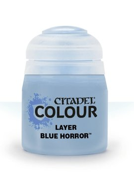 Games Workshop Citadel Paint Layer: Blue Horror
