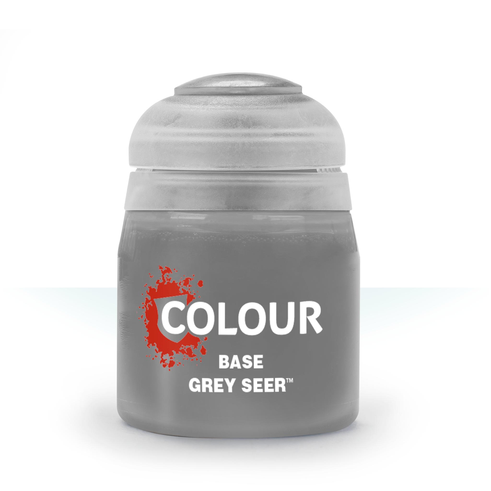 Citadel Paint Base: Grey Seer