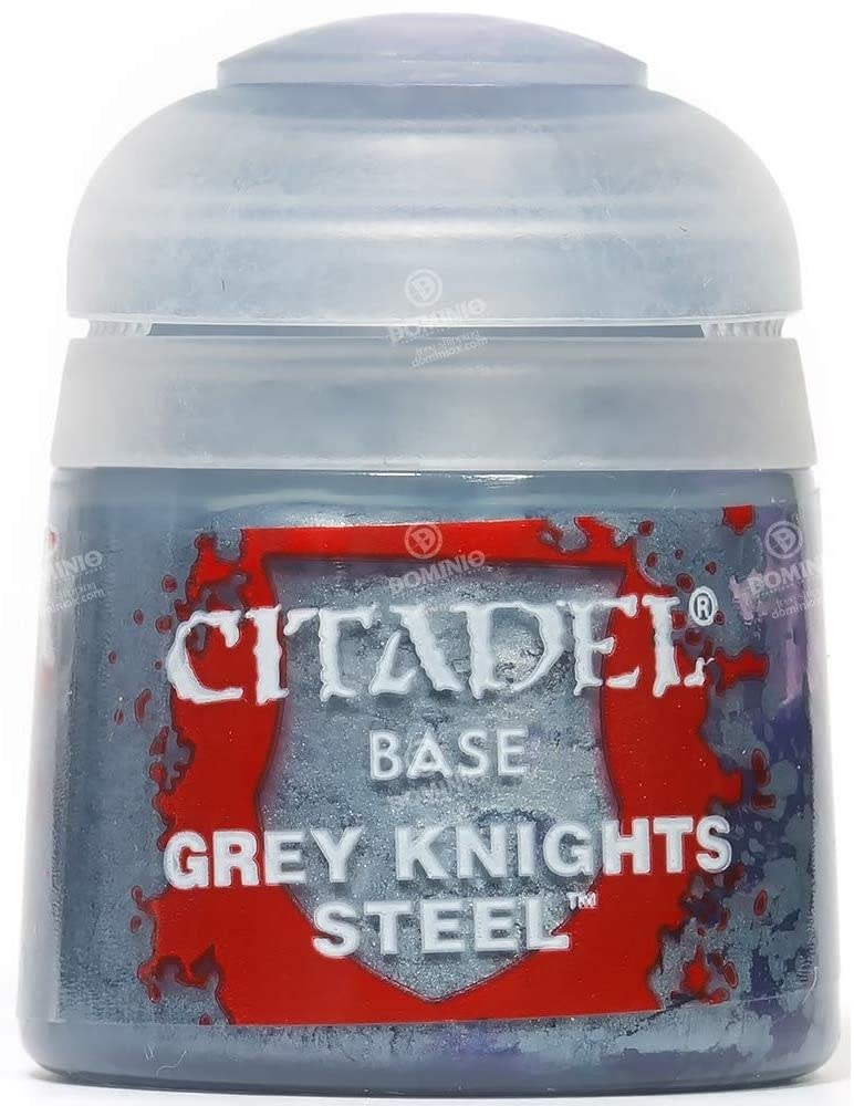 Games Workshop Citadel Paint: Grey Knights Steel