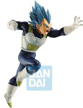 Dragon Ball Super SSGSS Vegeta Z-Battle Figure