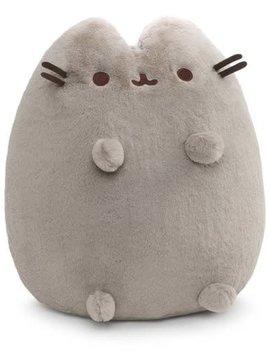 Gund Pusheen the Cat Deluxe 19-Inch Plush