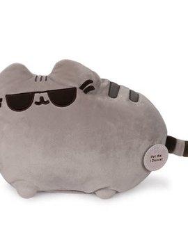 Gund Pusheen the Cat Dancing Pusheen 9 1/2-Inch Animated Plush