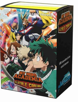 Arcane Tinmen Dragon Shield Art 100Ct: My Hero Academia Plus Ultra Fight