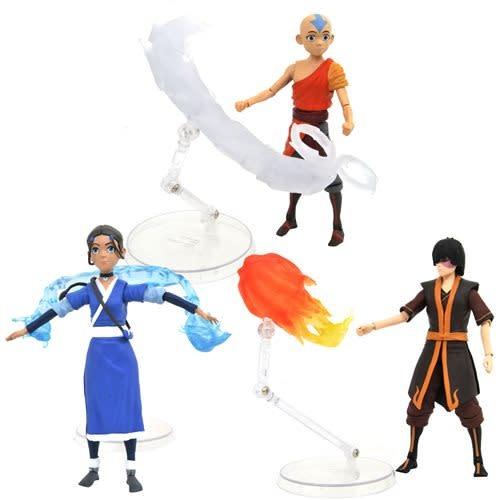 Diamond Select Avatar: The Last Airbender Series 1 Action Figure