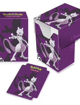 Ultra Pro Ultra Pro Deck Box Pokemon Mewtwo