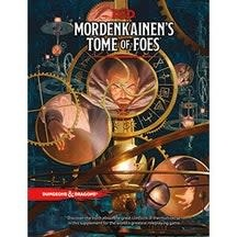 WizardsOfTheCoast D&D 5E Staples: Mordenkainen's Tome of Foes