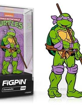 FiGPiN Donatello #568 - FiGPiN: Teenage Mutant Ninja Turtles