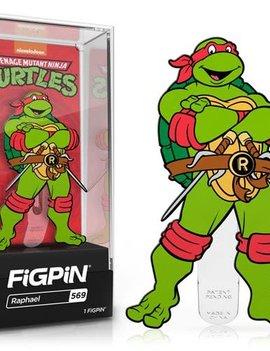 FiGPiN Raphael #569 - FiGPiN: Teenage Mutant Ninja Turtles