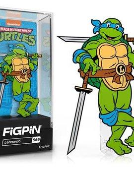 FiGPiN Leonardo #566 - FiGPiN: Teenage Mutant Ninja Turtles