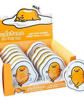 Boston America Gudetama The Lazy Egg Candy Tin