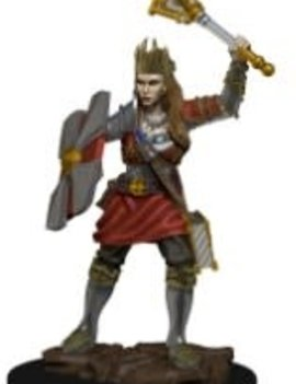 WizKids Female Human Cleric D&D Icons of the Realms Premium Figure