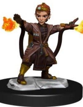 WizKids Female Gnome Artificer - D&D: Nolzur's Marvelous Miniatures Wave 14