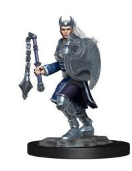 WizKids Female Kalashtar Cleric - D&D: Nolzur's Marvelous Miniatures Wave 14