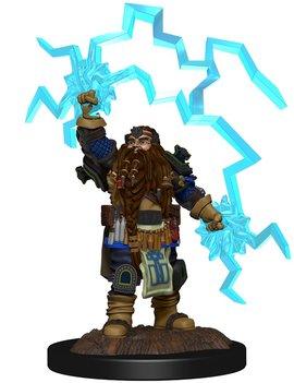 WizKids Male Dwarf Cleric - D&D: Nolzur's Marvelous Miniatures Wave 14