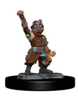 Male Gnome Artificer - D&D: Nolzur's Marvelous Miniatures Wave 14