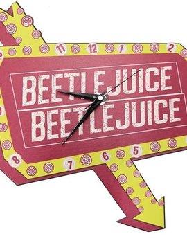 Beetlejuice Wall Clock