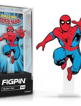 FiGPiN Spider-Man FiGPiN Classic Enamel Pin - Marvel Classics