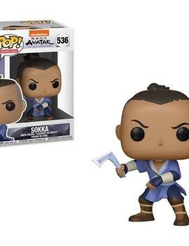 Funko Sokka POP! Figure #536 - Avatar: The Last Airbender