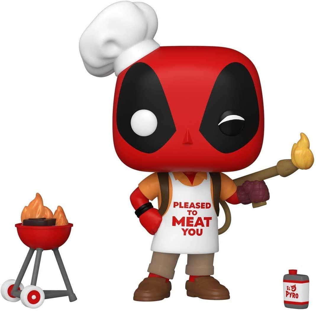 Funko POP! Backyard Griller Deadpool #774 - Deadpool 30th