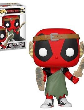 Funko POP! LARP Deadpool #780 - Deadpool: 30th Anniversary