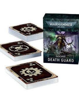 Games Workshop Warhammer: Datacards - Death Guard