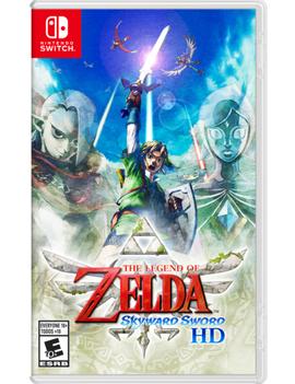 Nintendo SWITCH - Legend of Zelda: Skyward Sword