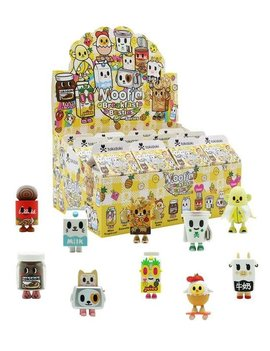 Tokidoki Moofia Breakfast Besties Series 2 Blind Box