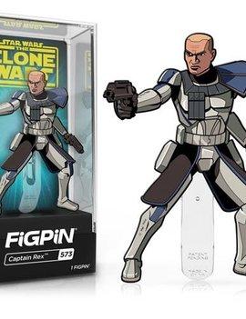 FiGPiN Captain Rex #573 - FiGPiN: Star Wars Clone Wars