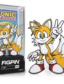 FiGPiN Tails #583 - FiGPiN: Sonic the Hedgehog