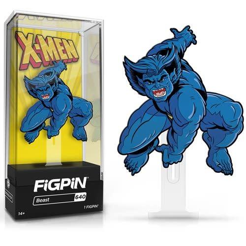 FiGPiN Beast #640 - FiGPiN: X-Men Animated Series