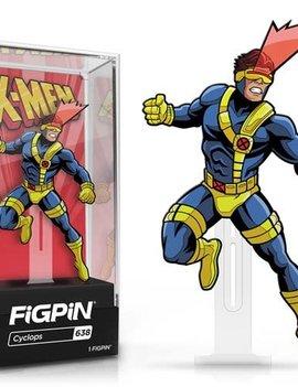 FiGPiN Cyclops #638 - FiGPiN: X-Men Animated Series