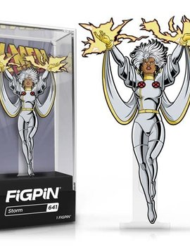 FiGPiN Storm #641 - FiGPiN: X-Men Animated Series