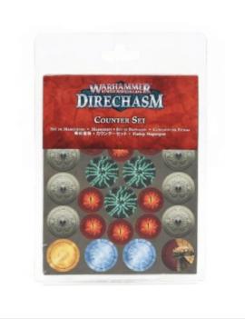 Direchasm Counter Set - Warhammer Underworlds