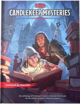 WizardsOfTheCoast D&D 5E Candlekeep Mysteries
