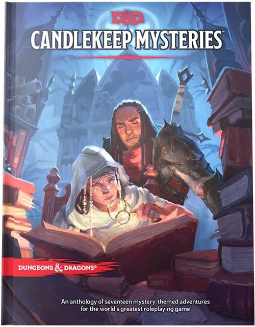 WizardsOfTheCoast D&D 5E Candlekeep Mysteries