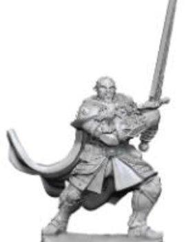 WizKids Male Half-Orc Paladin Nolzur's Marvelous Miniatures - D&D Wave 15