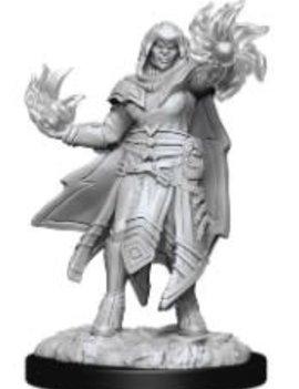 WizKids Male Hobgoblin Fighter & Female Hobgoblin Wizard Nolzur's Marvelous Miniatures - D&D Wave 15