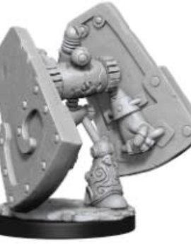 WizKids Stone Defender & Oaken Bolter Nolzur's Marvelous Miniatures - D&D Wave 15