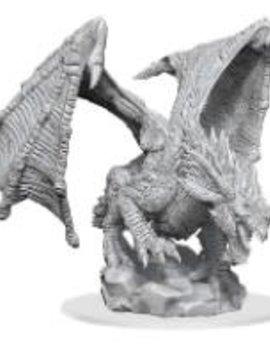 WizKids Young Blue Dragon Nolzur's Marvelous Miniatures - D&D Wave 15