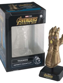 Thanos' Infinity Gauntlet Replica - Marvel Museum Collection