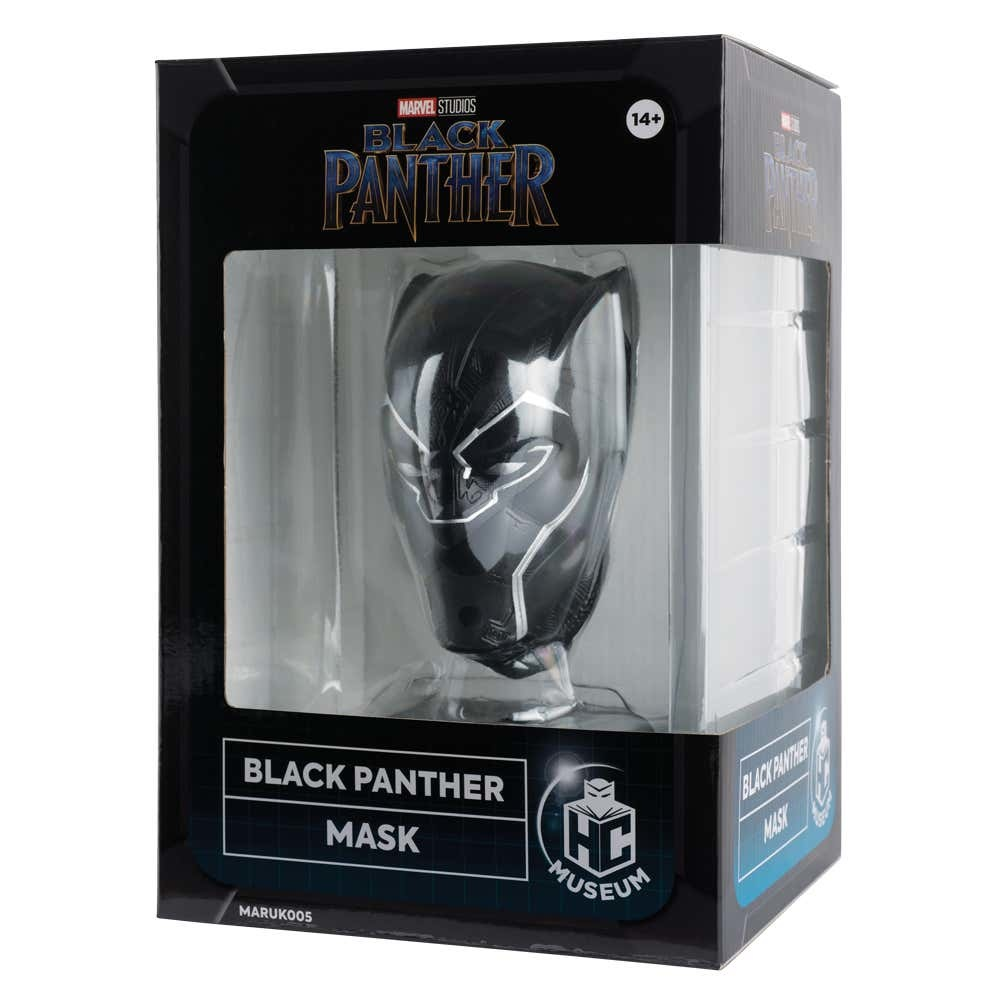 Black Panther's Mask Replica - Marvel Museum Collection
