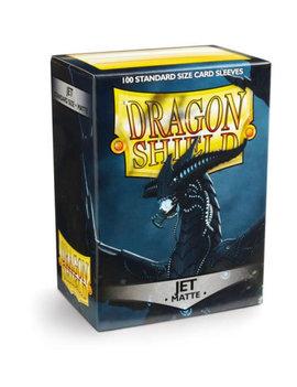 Dragon Shield Dragon Shield Matte 100Ct: Jet