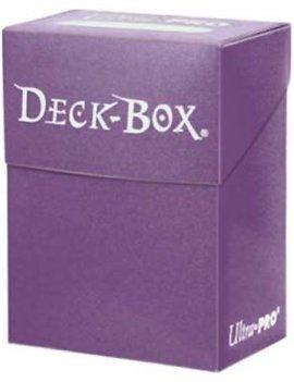 Ultra Pro UP Deck Box: Purple