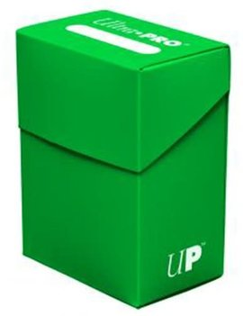 Ultra Pro UP Deck Box: Lime Green